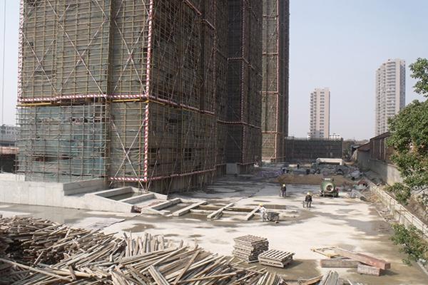 成超建筑 新溪桥安置房项目
