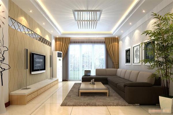 客厅简欧风格